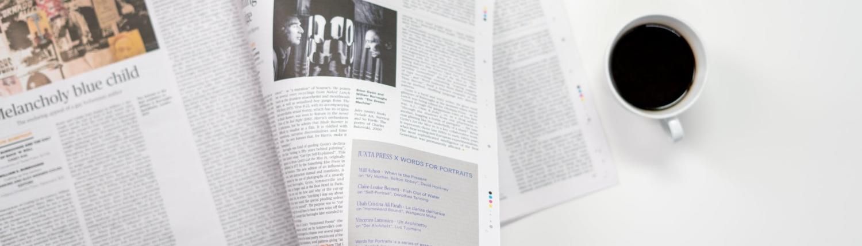 Anzeigen in Magazinen