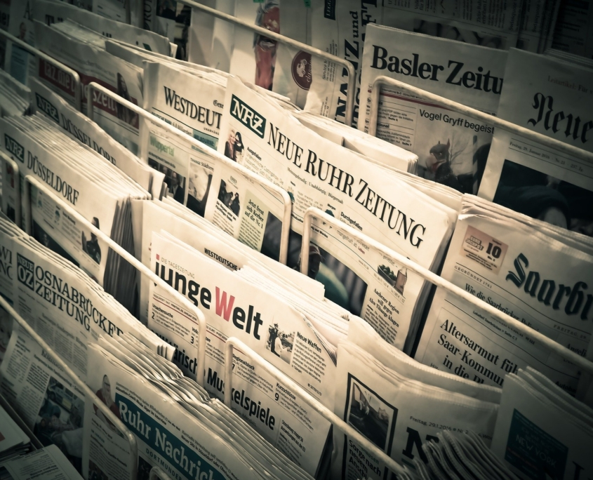 Umgang mit Nachrichten